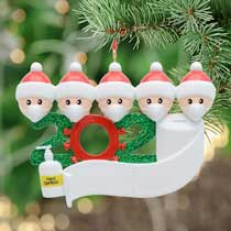 DIY Personalized Christmas Ornament
