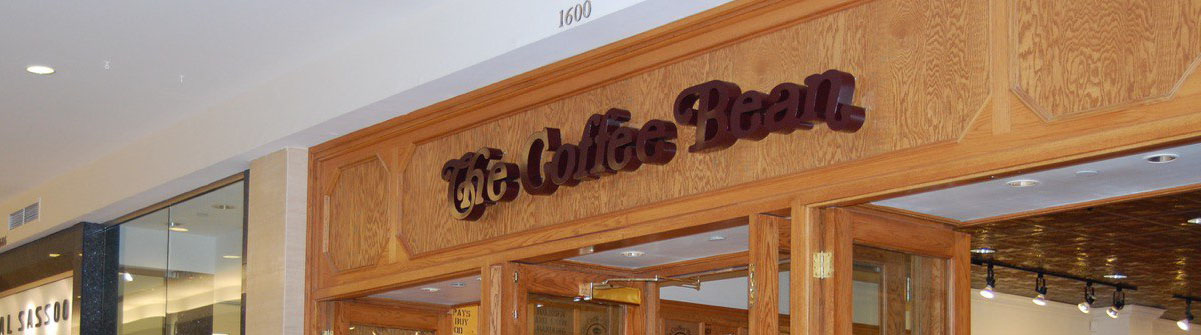 The Coffee Bean Storefront