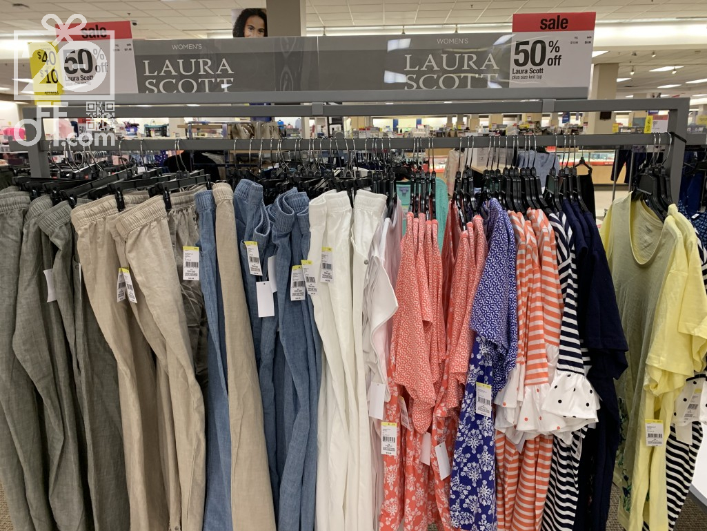 50% off Women's Apparel at Sears