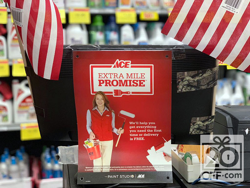 Ace Hardware discount