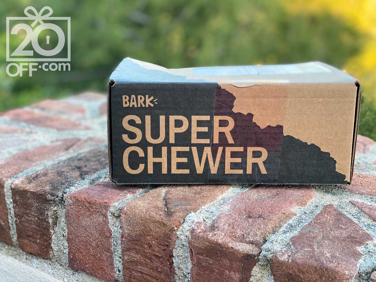 April Super Chewer box