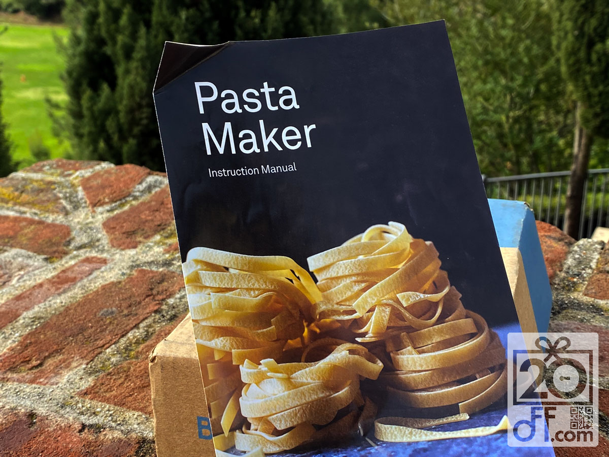 BeSpoke Post Pasta Machine
