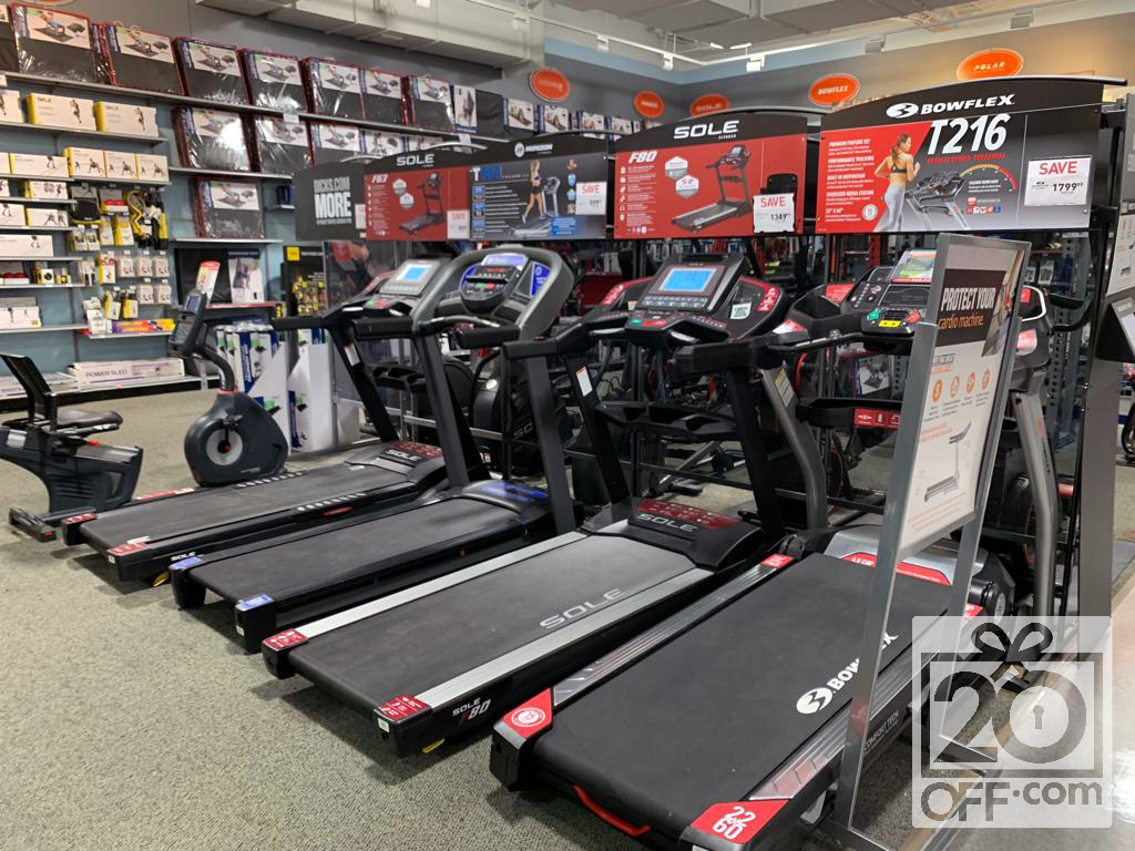 Big Fitness Equipment Sale