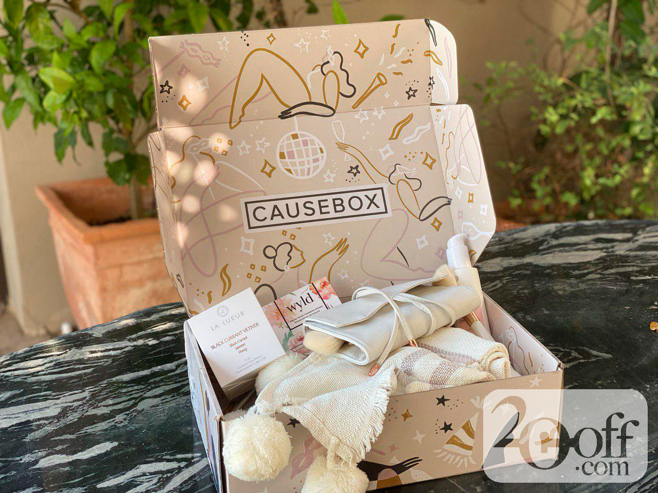 CauseBox Subscription Box Discount