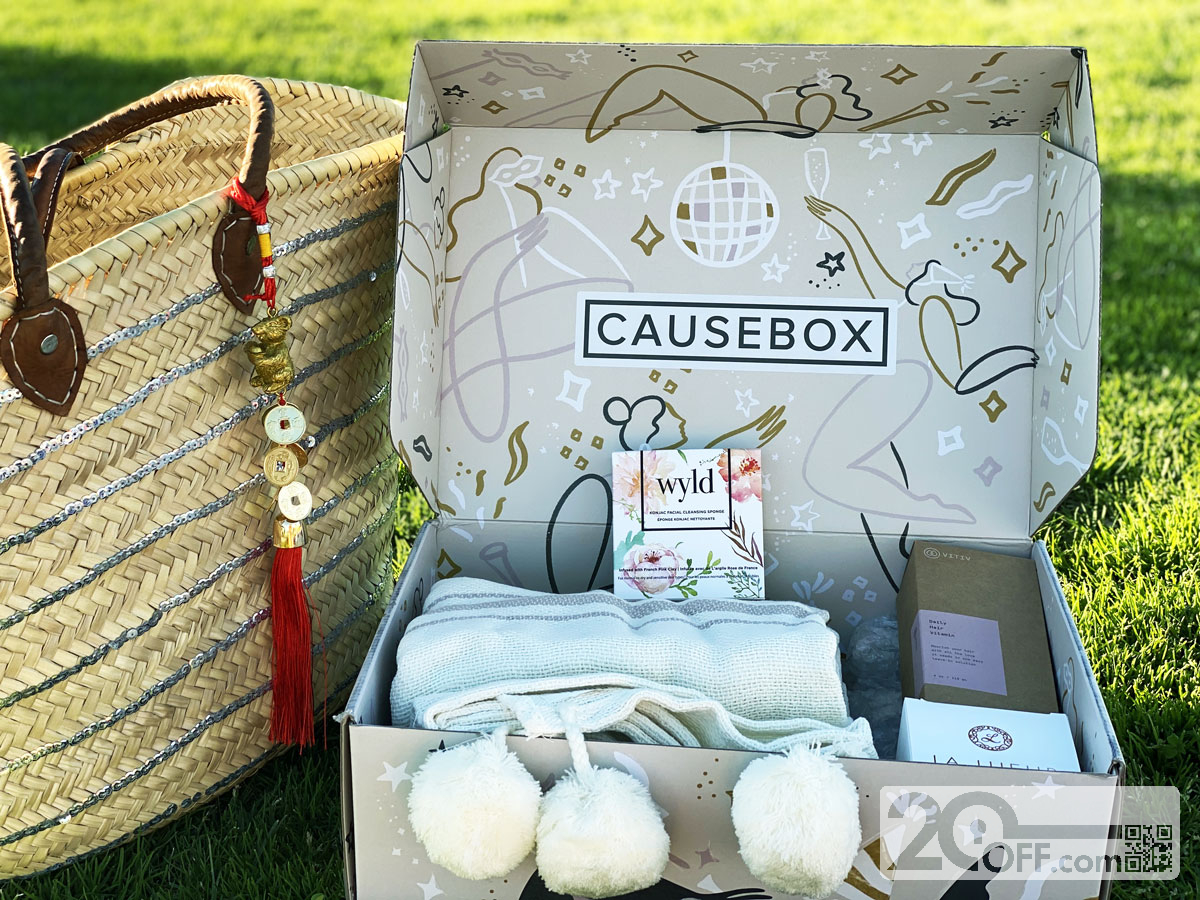 Causebox Coupon 2020