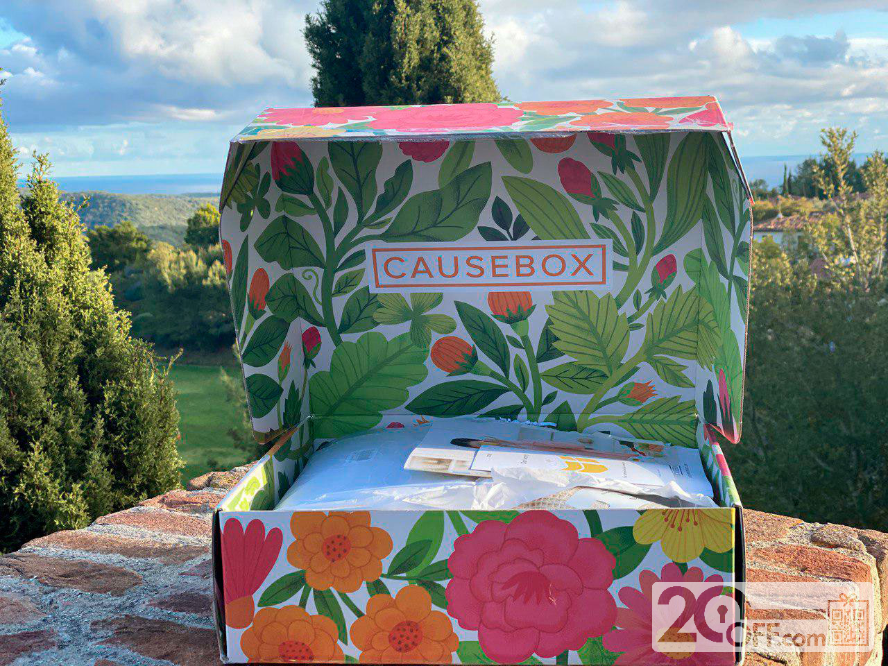 Causebox Mother's Day Promo