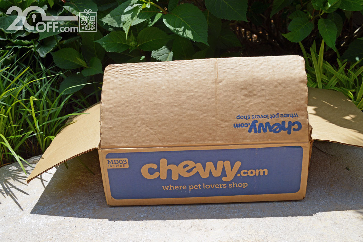 Chewy Dog Supplies Promo