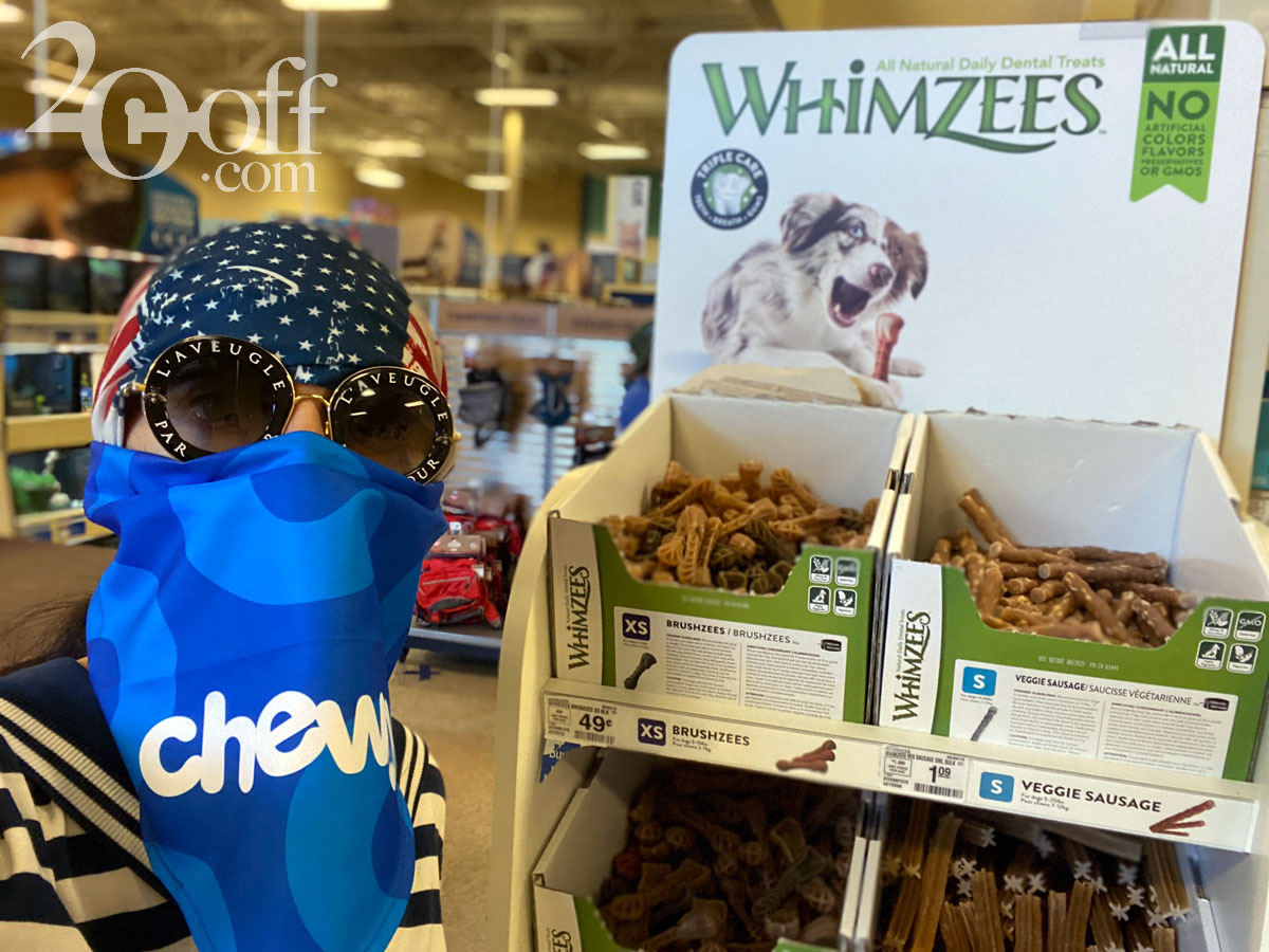 Chewy Whimzees Deals