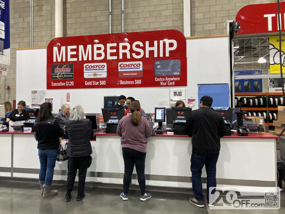 Costco Membership Promo