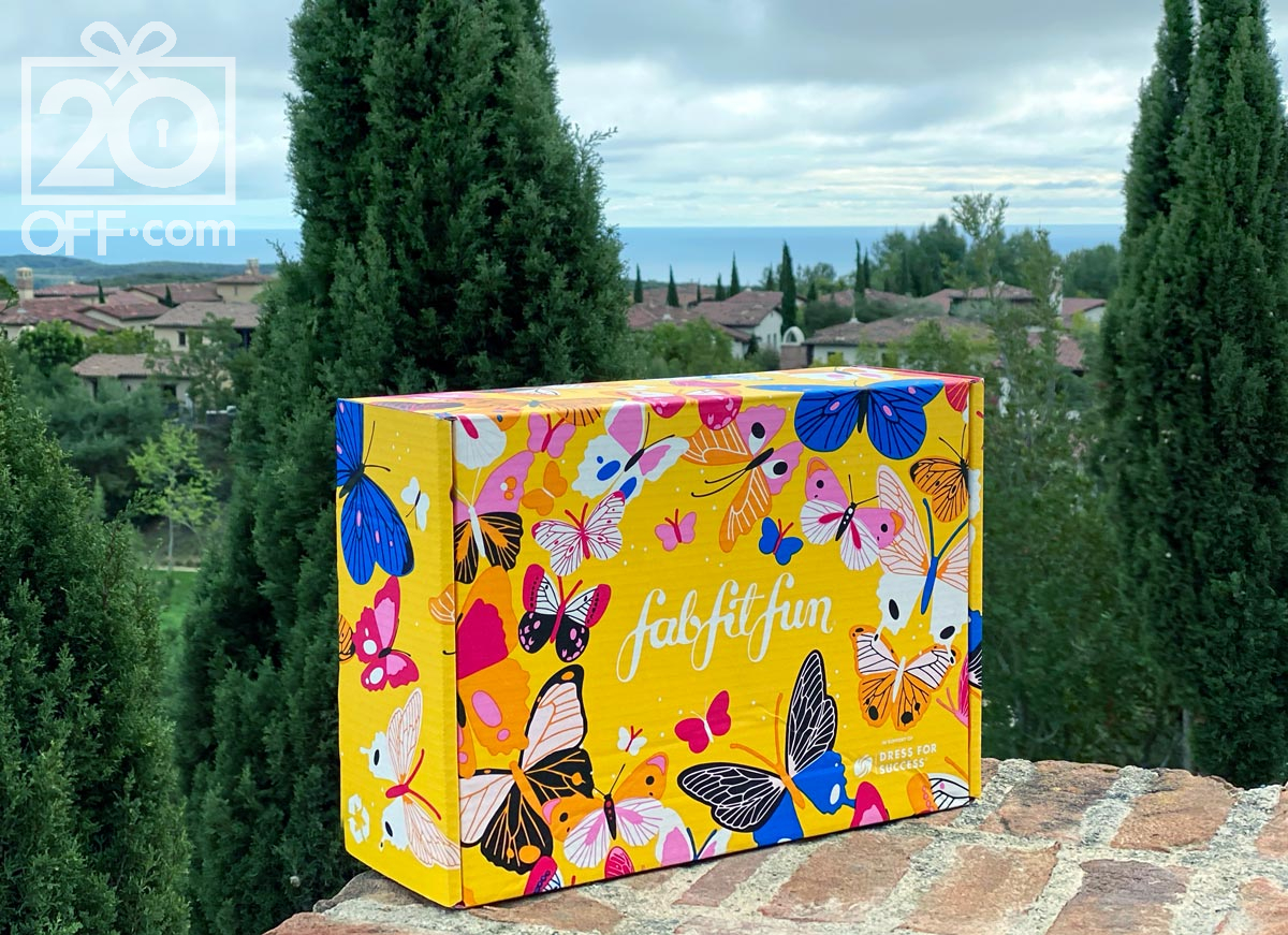 FabFitFun Spring Box Promotion Codes