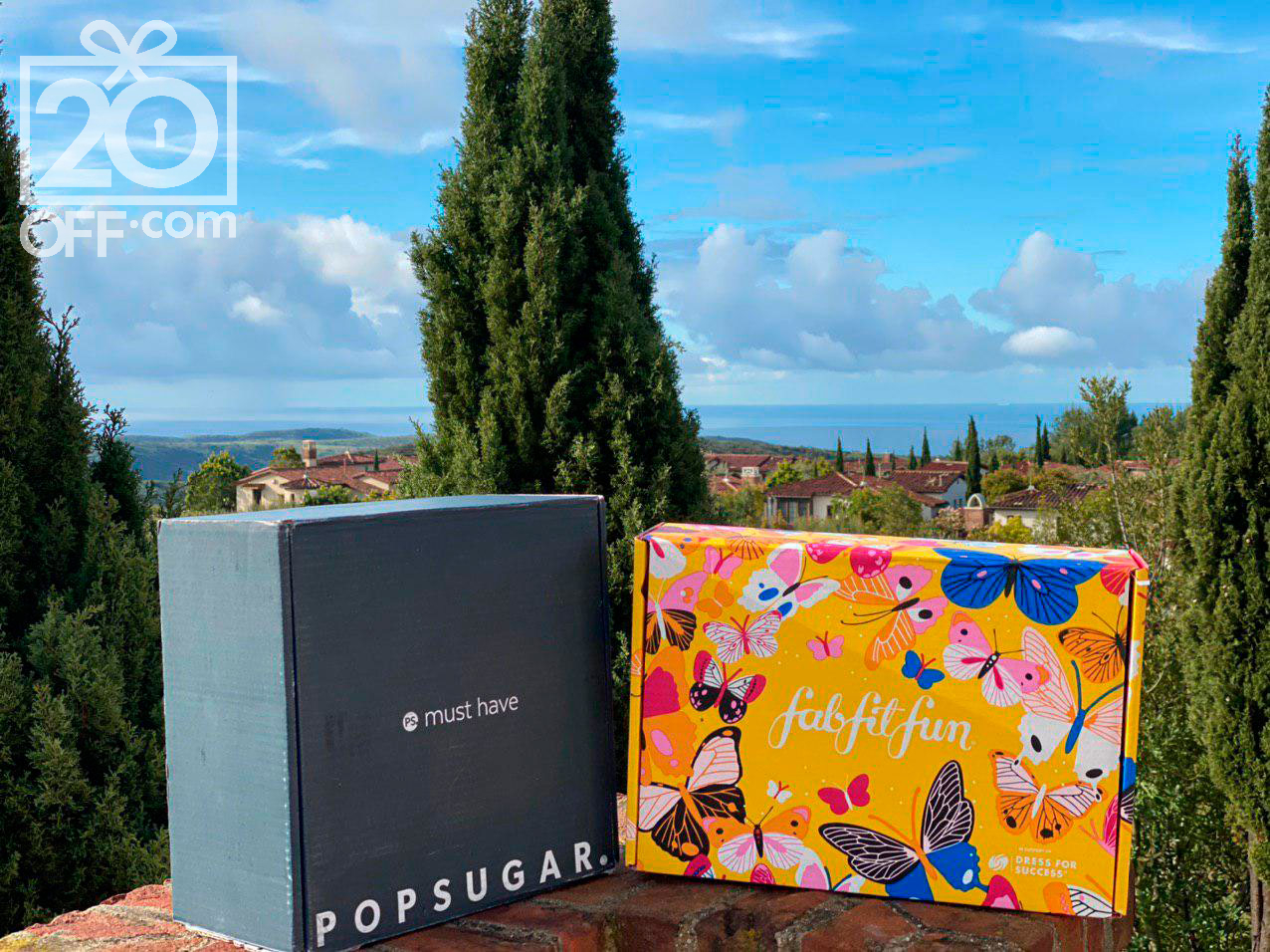 FabFitFun and Popsugar Box for Mother
