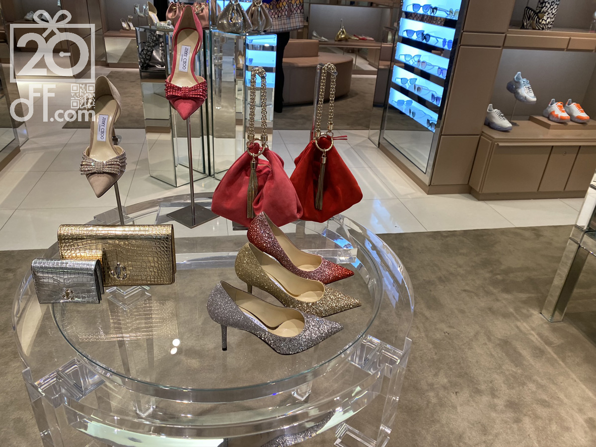 Jimmy Choo 20OFF Discount