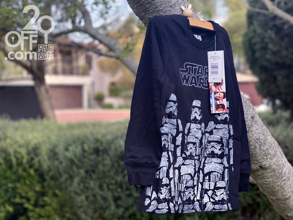 KidBox Star Wars Hoodie Offer