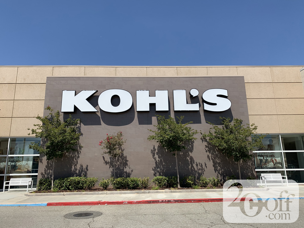 Kohl's Shutting Down Some Stores