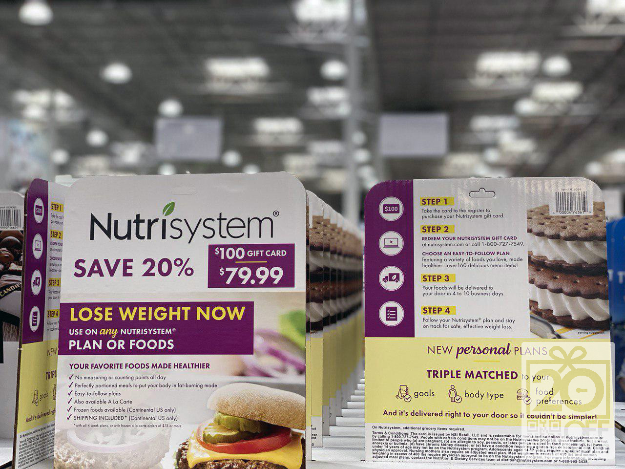 NutriSystem 20% off New Personal Plans