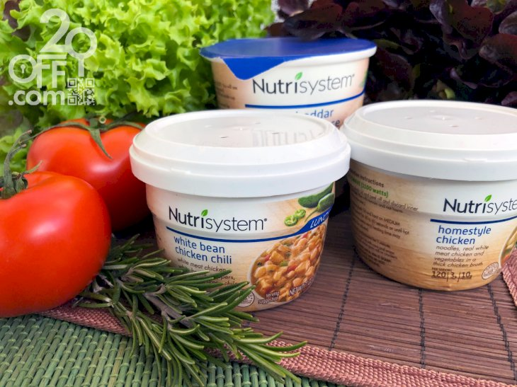NutriSystem Lunch Coupon