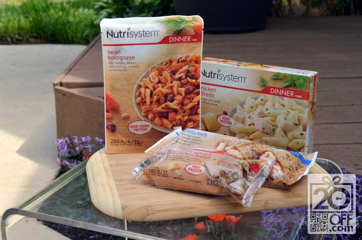 Nutrisystem Diet Offers 20Off