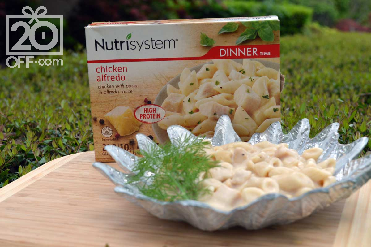 Nutrisystem Dinner for One Person