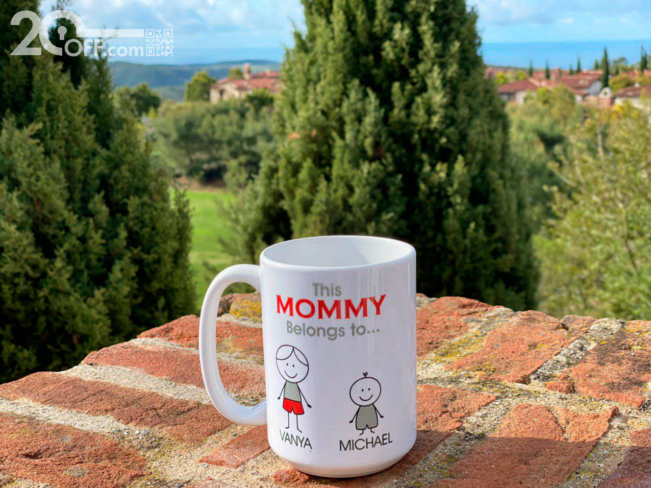 Personalization Mall Mommy Gift