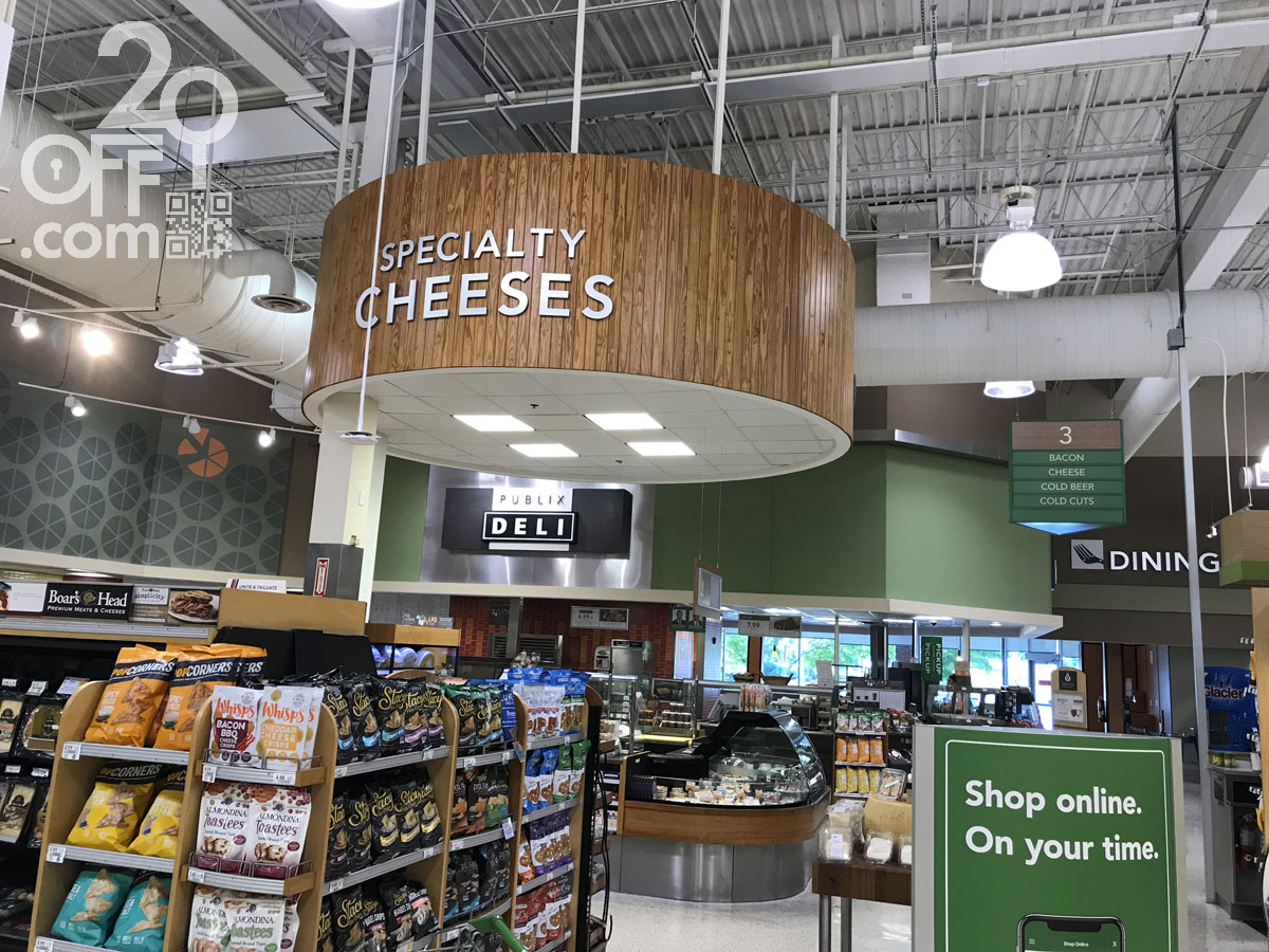 Publix Cheese Promo