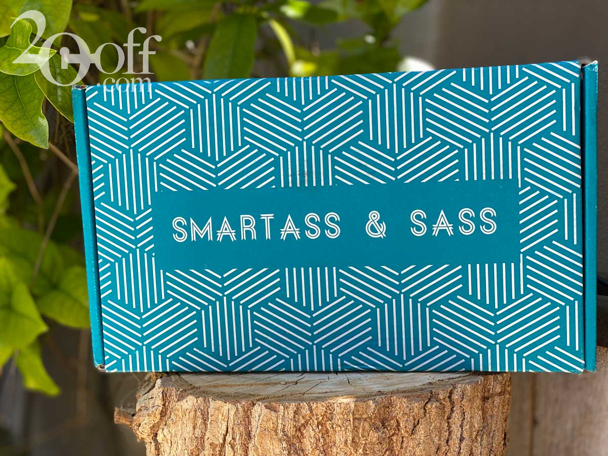Smartass & Sass Coupons 20off