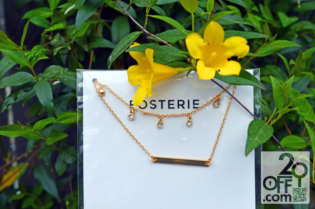 Spring CauseBox-Fosterie Layered Gem Necklace