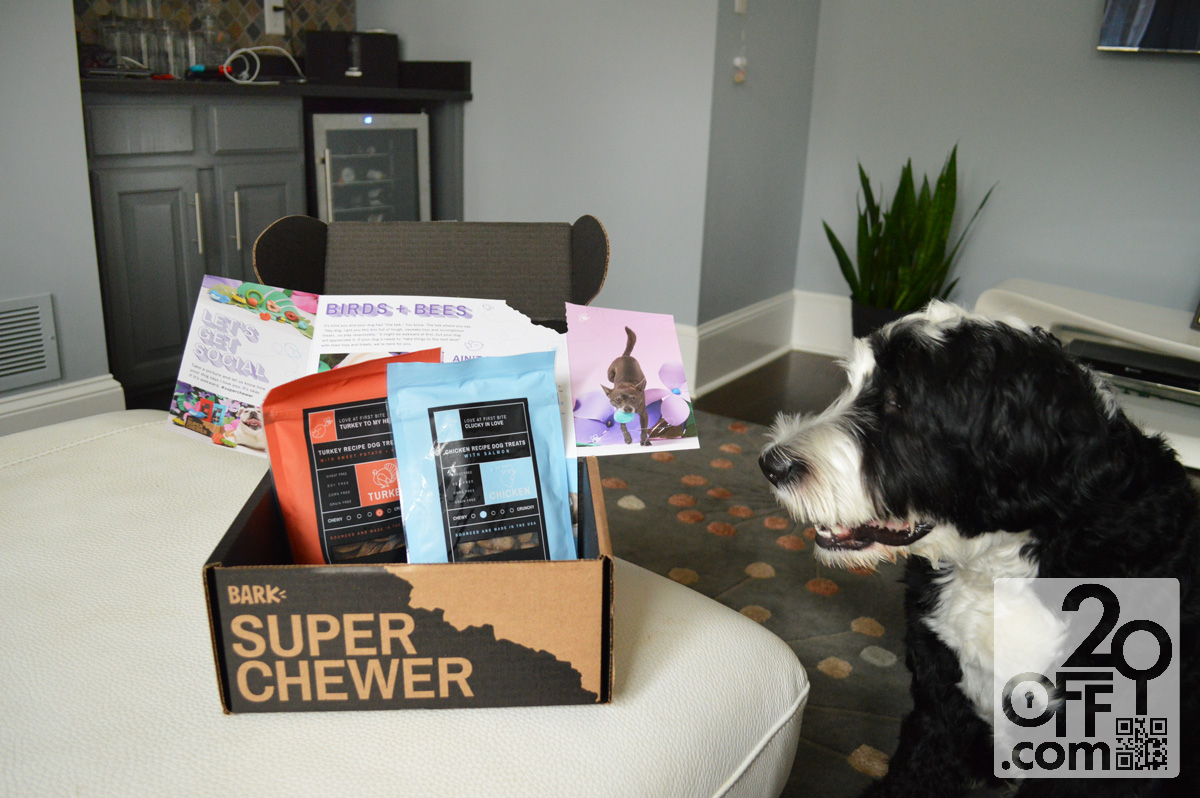 Super Chewer 20off Discount