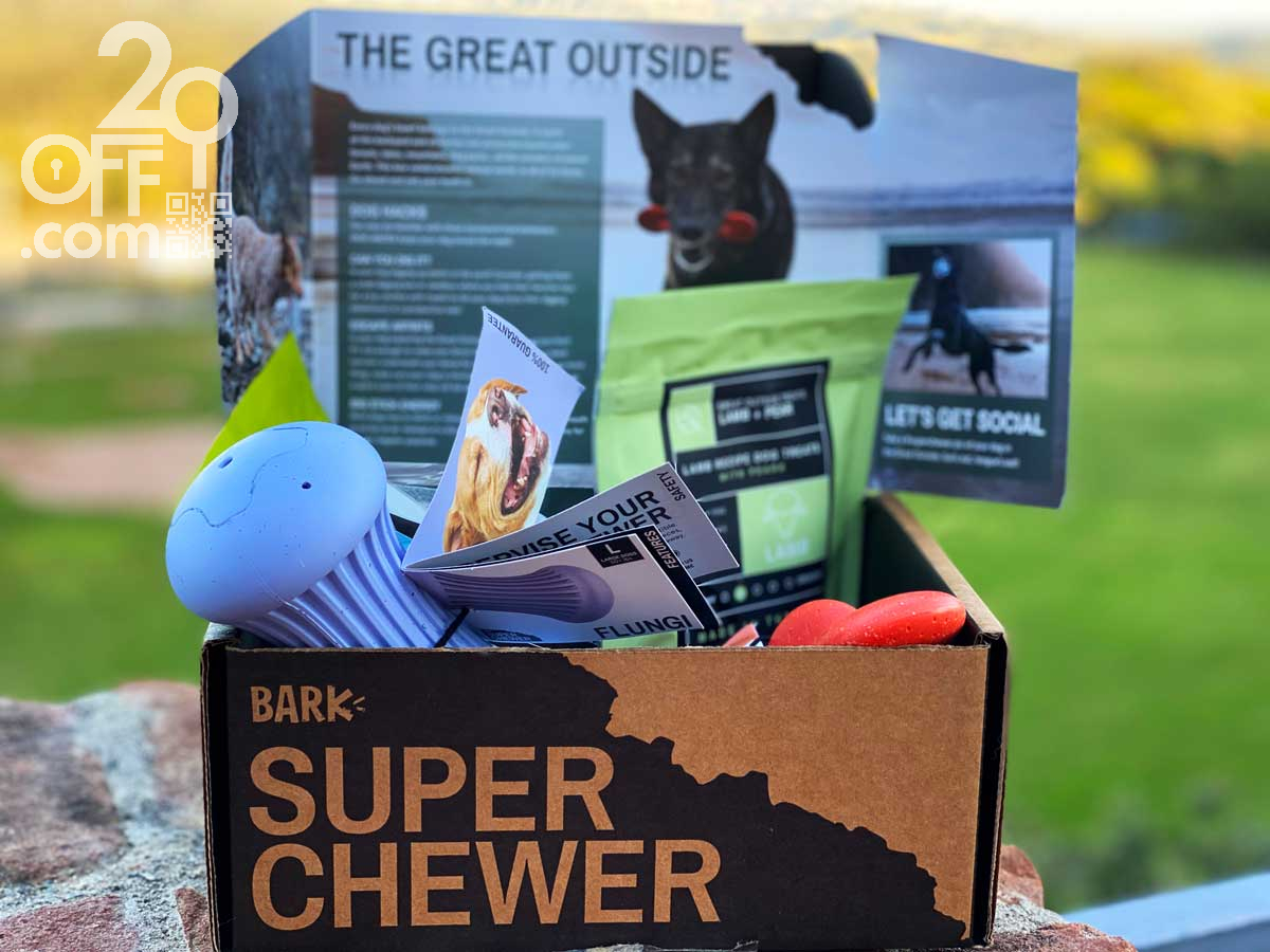 Super Chewer April 2020