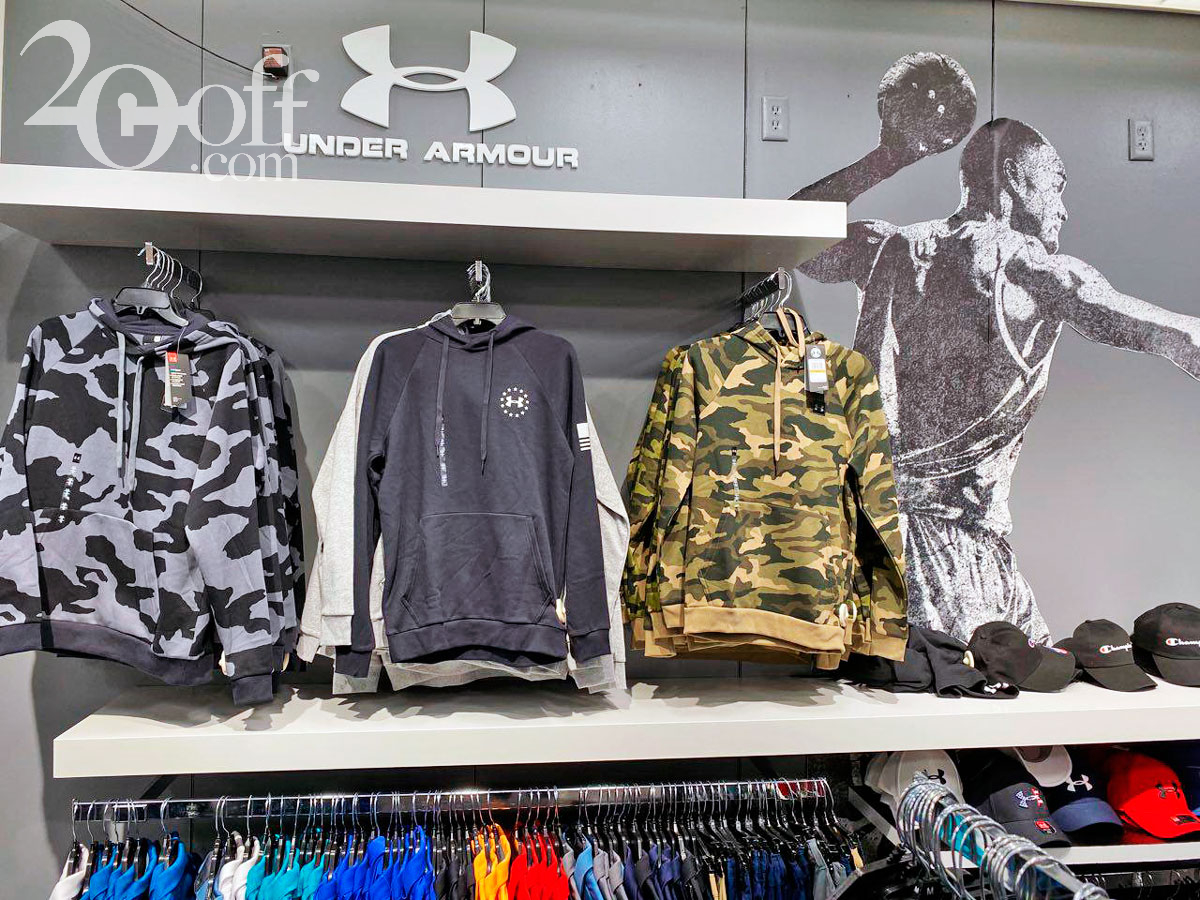 Under Armour Coupon 20off