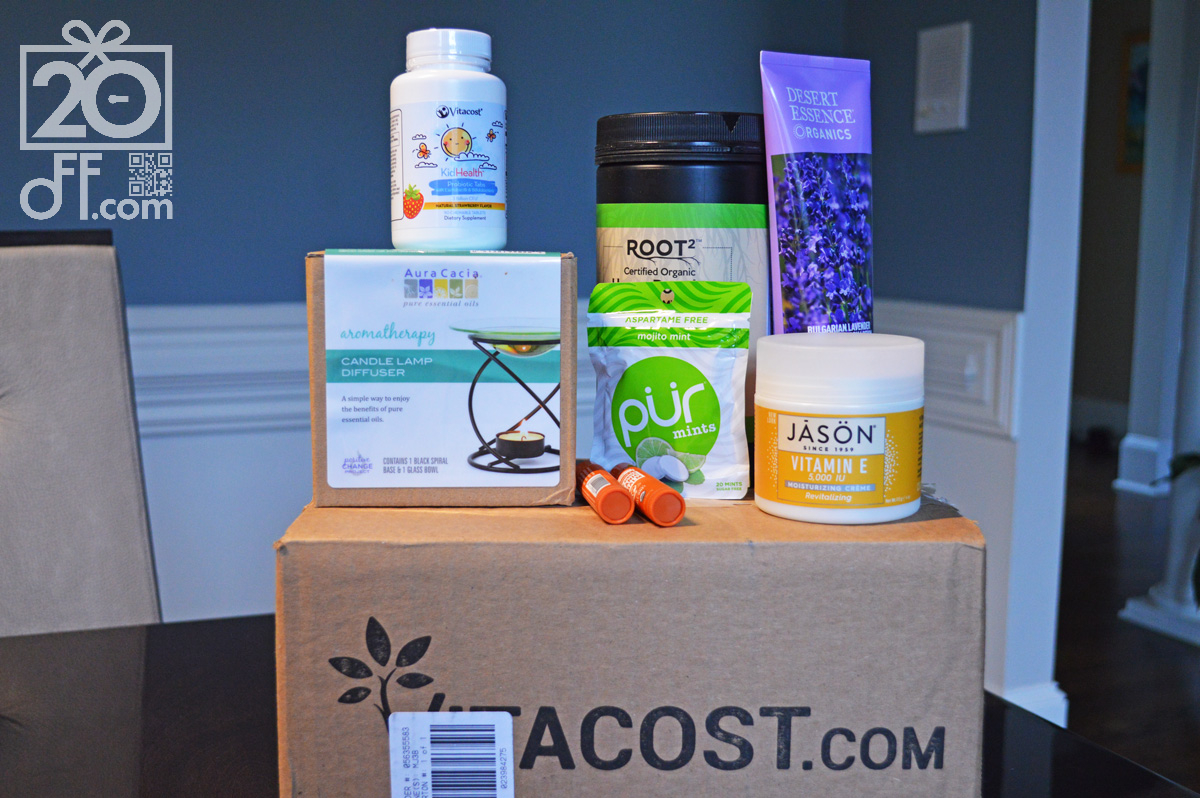 Vitacost Promotion Deal