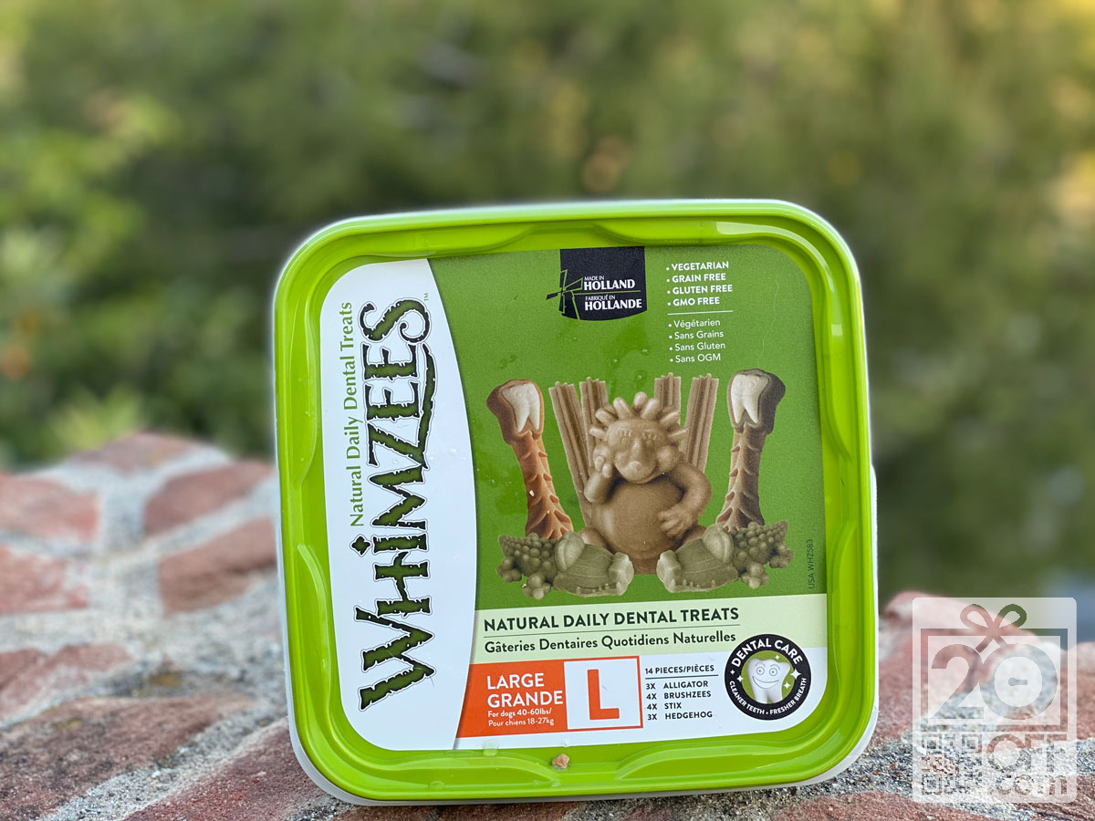 Whimzees Dental Treats for Dogs