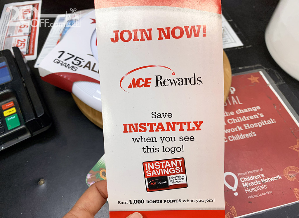 Ace Hardware Rewards