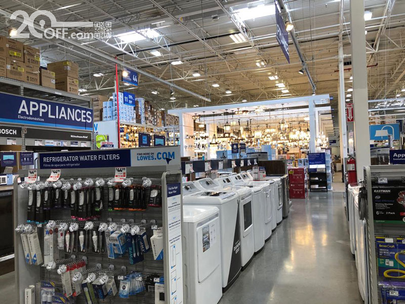 Appliances Deals at Lowe's