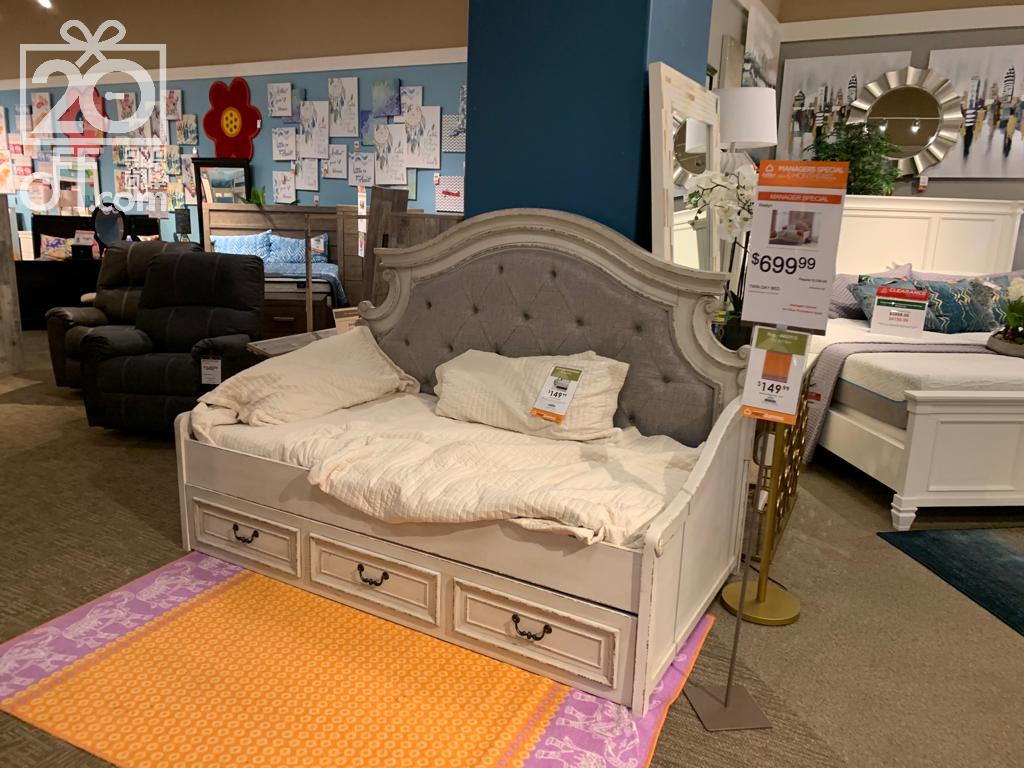 Ashley Furniture Classic Style