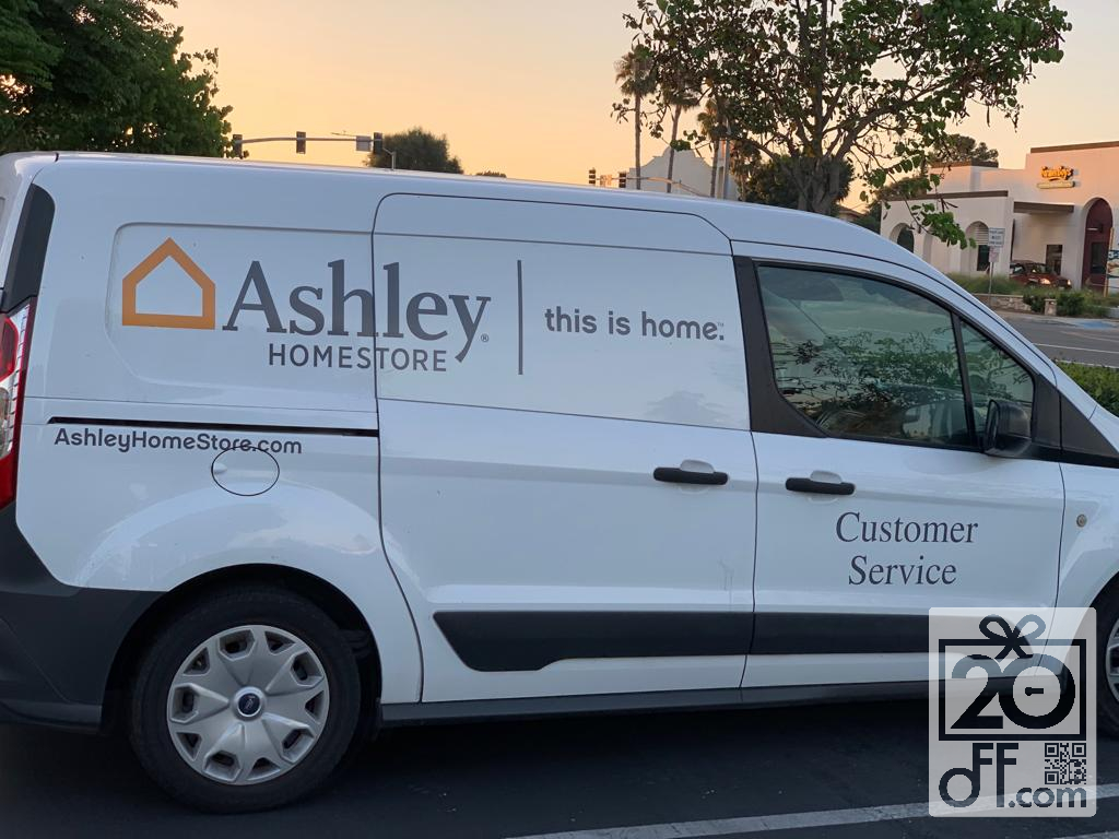 Ashley Furniture Delivery