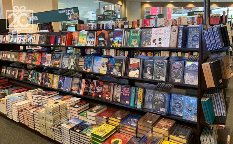 barnes and noble fiction books