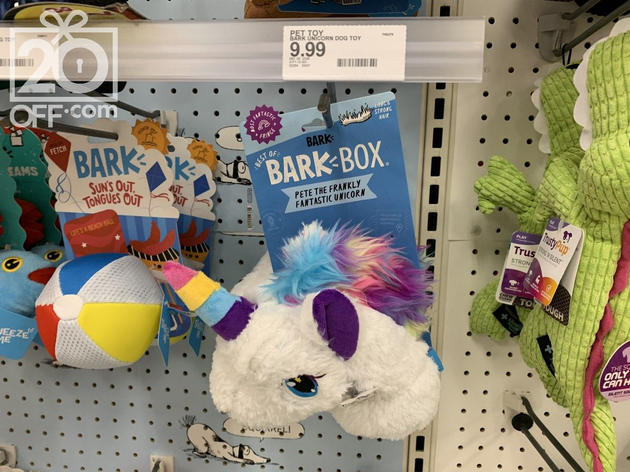 Bark Box Pet Toy