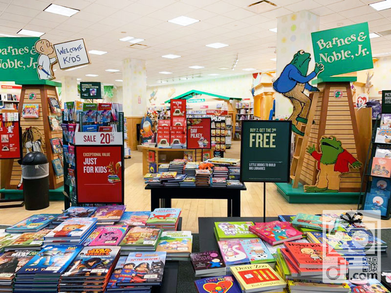 Barnes & Noble Teachers Friendly Offers