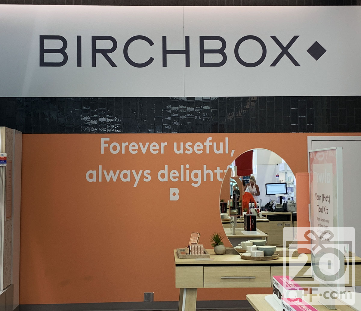 Birchbox at Walgreens