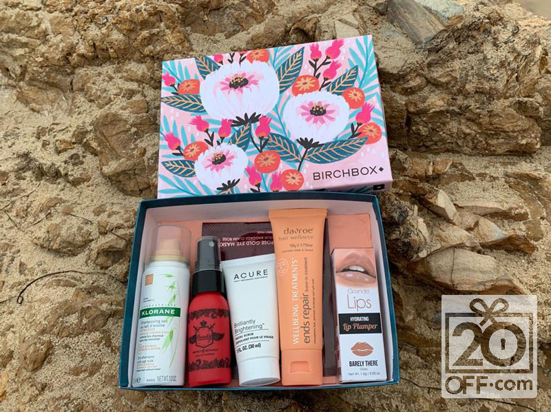 BirchBox Beauty Box