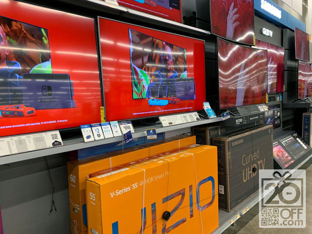 Black Friday 2019 TV Discount