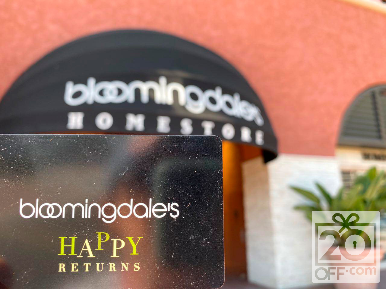 Bloomingdales Happy Returns Deals