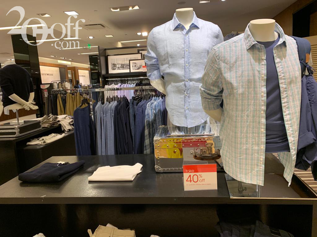 Bloomingdales Men's Sale