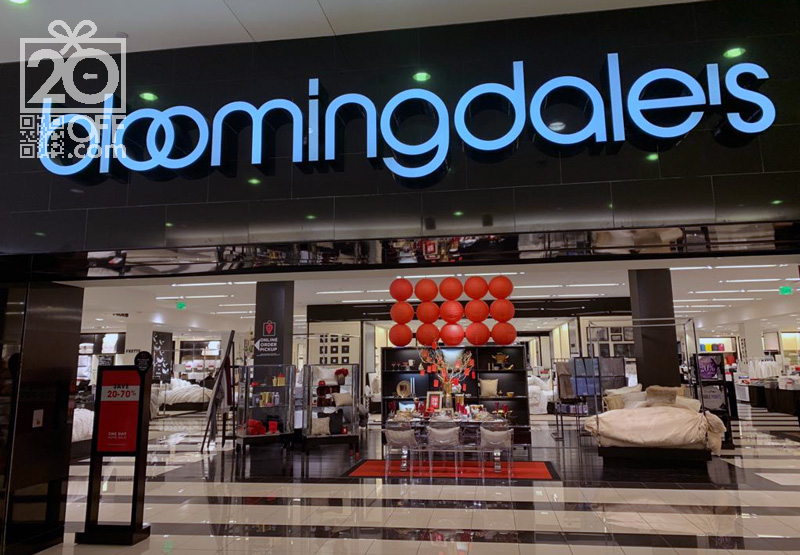 Bloomingdale's promotions