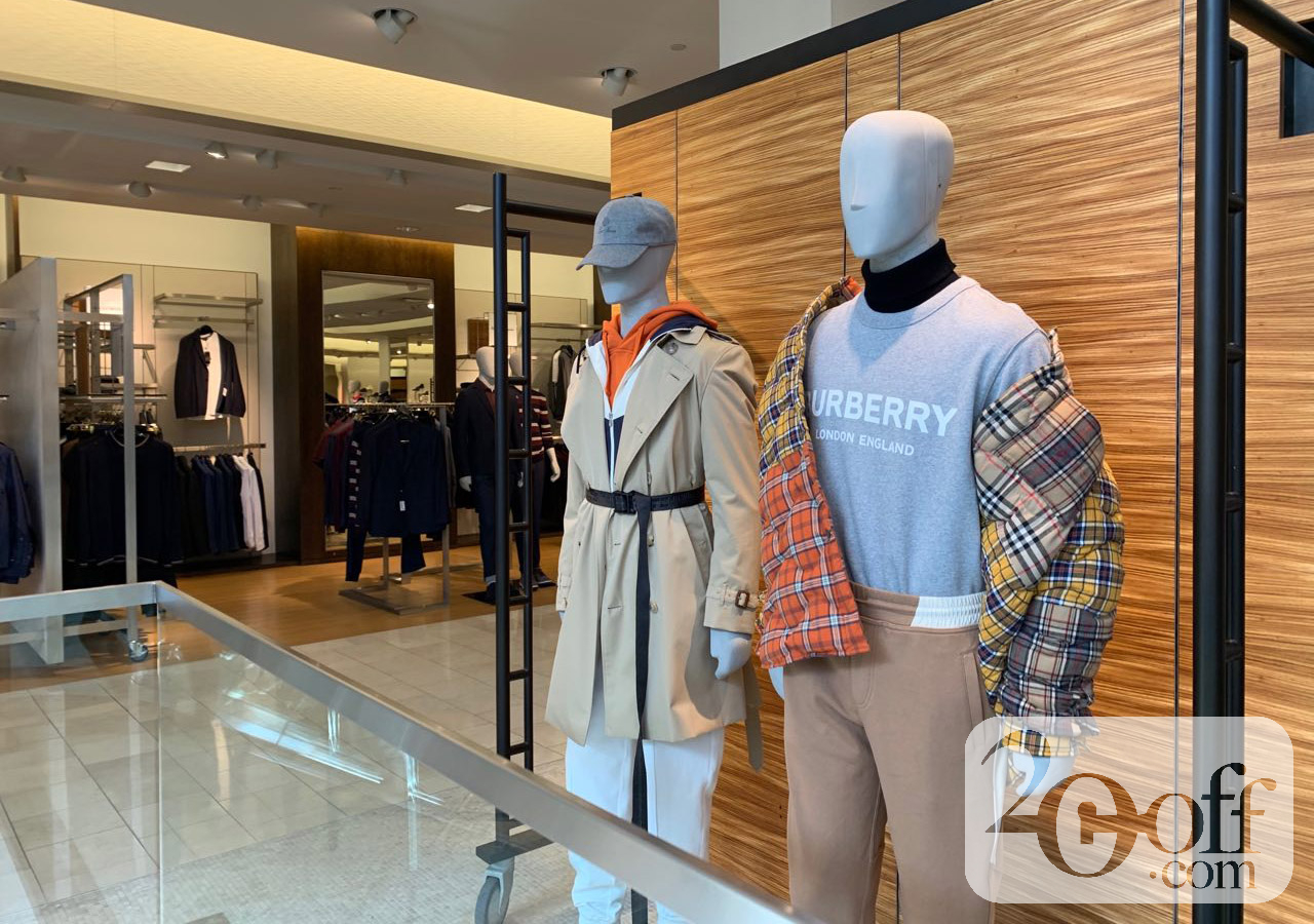 Burberry Clothing At Neiman Marcus
