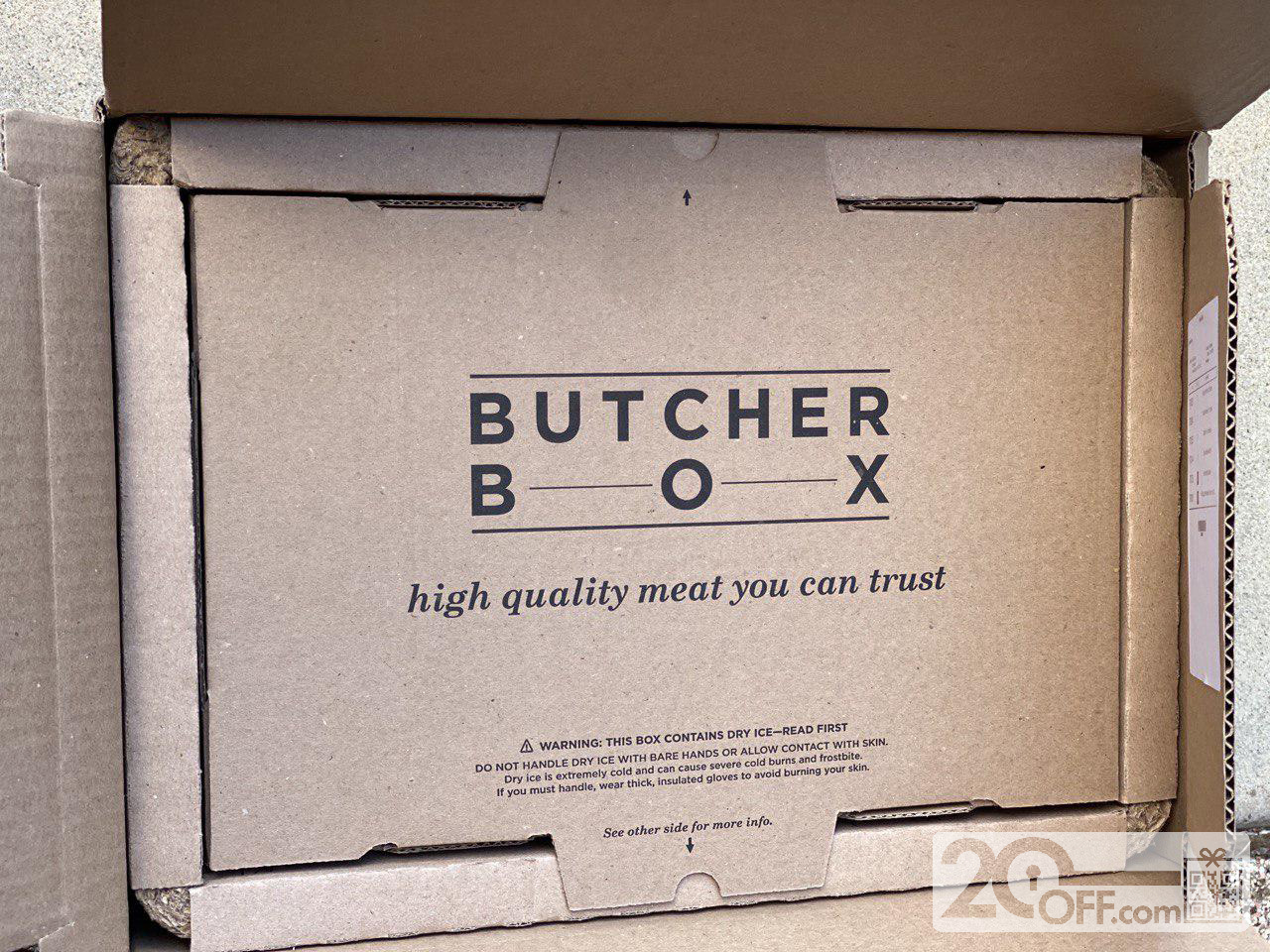 Butcher Box Coupon