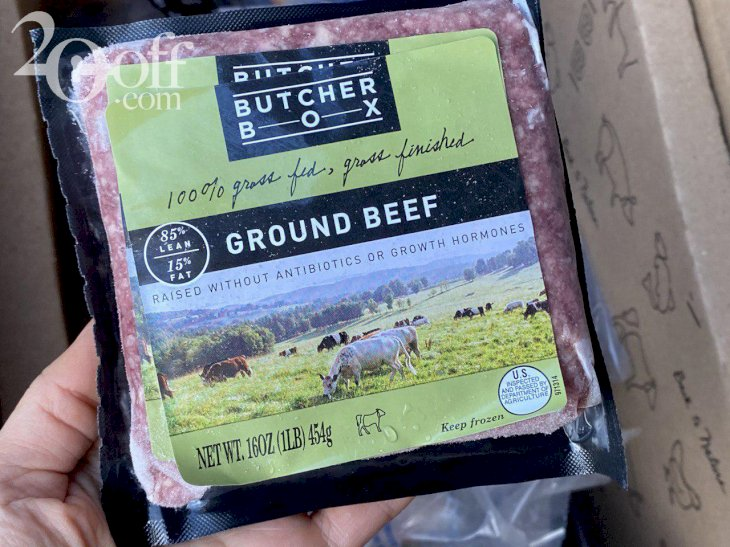 Butcher Box Ground Beef