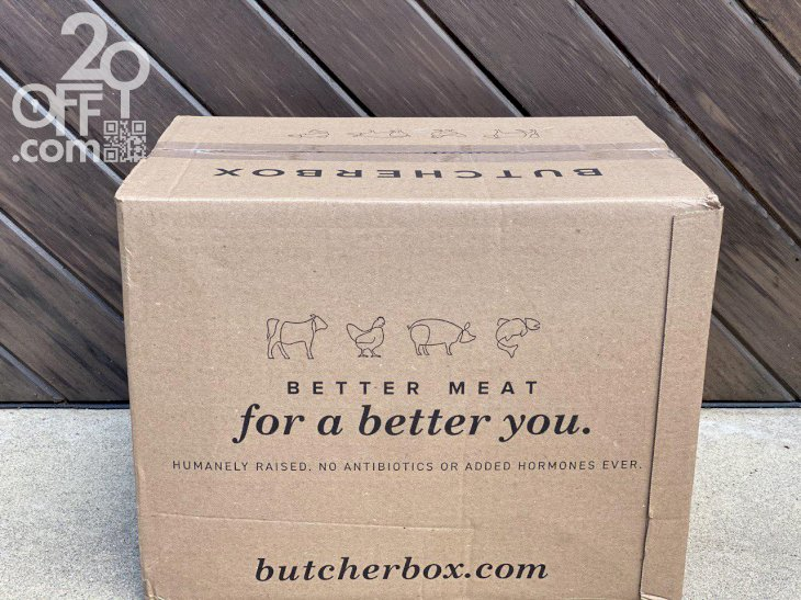Butcher Box Promotion