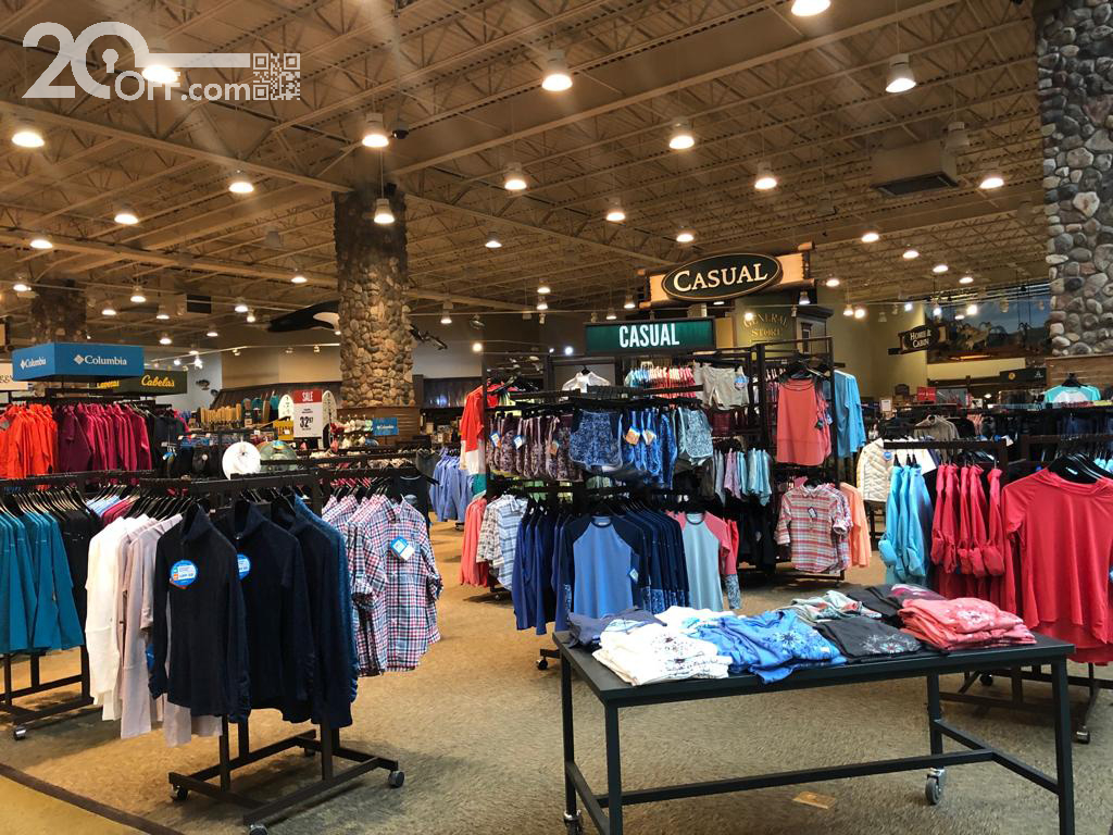 Cabela's Casual Clothing