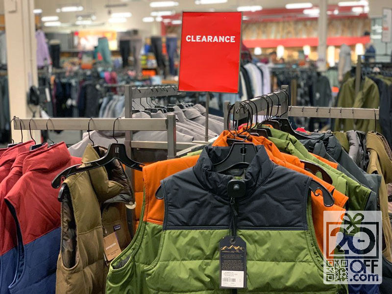 Cabela's clearance